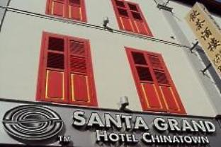 Santa Grand Hotel Chinatown - Main Photo
